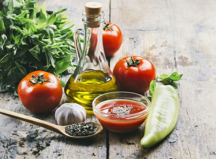 Makan Lebih Sehat dengan Olive Oil